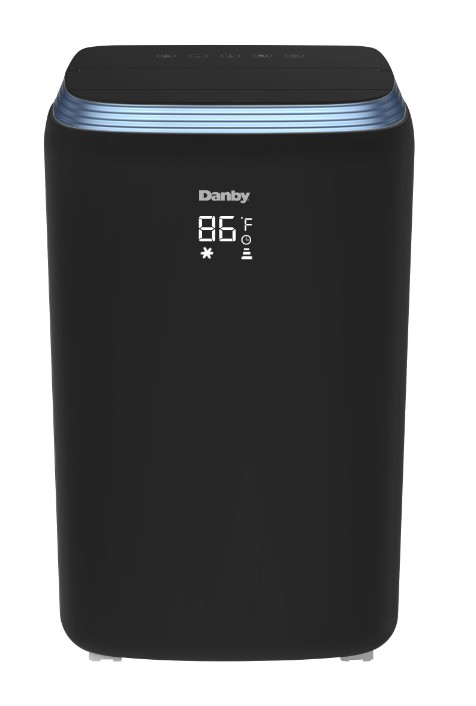 Danby 12,000 BTU Portable Air Conditioner with Heat Pump - DPA120HE3BDB-6