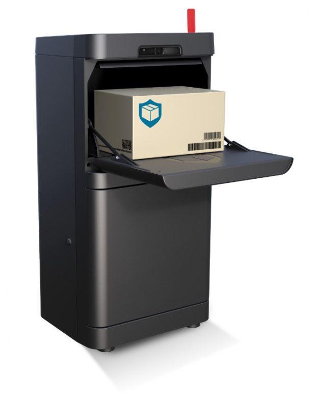 Parcel Guard: The Smart Mailbox - DPG37B