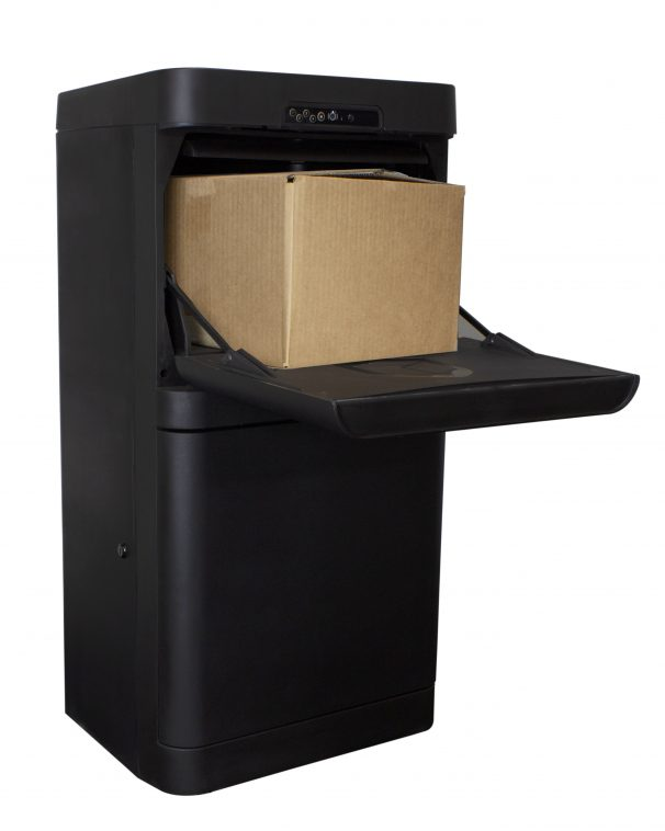 Danby Parcel Guard: The Smart Mailbox (Black) - DPG37B