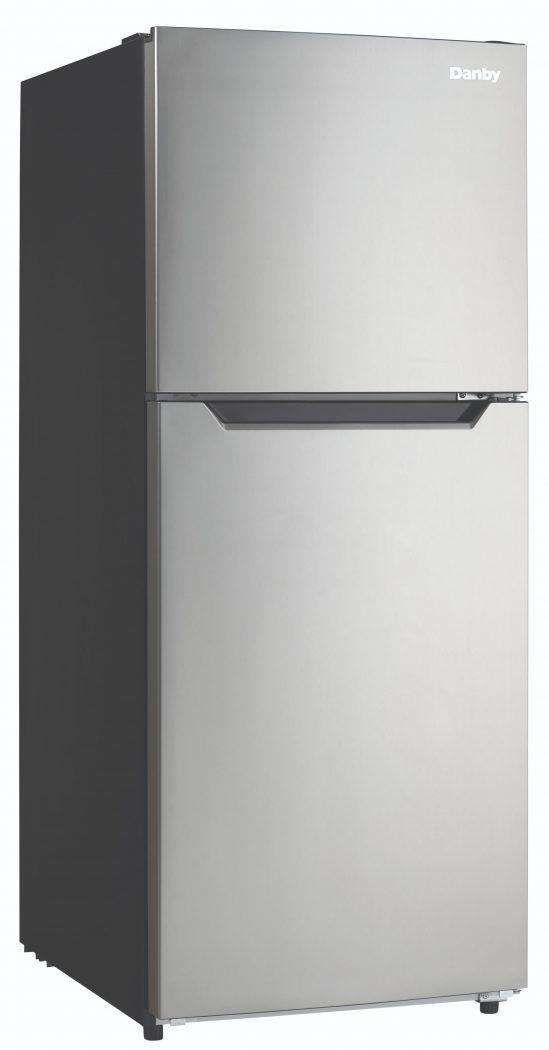 Danby 10.1 cu.ft Apartment Size Refrigerator - DFF101B1BSLDB