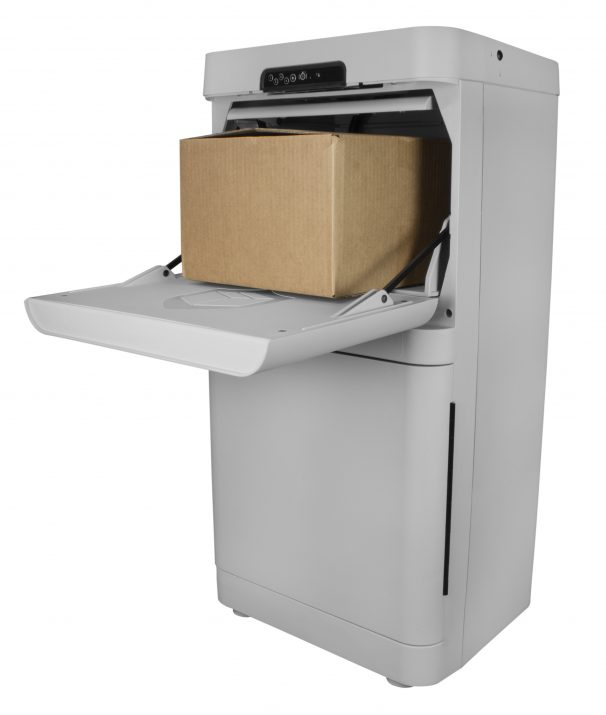 Danby Parcel Guard: The Smart Mailbox (Grey) - DPG37G