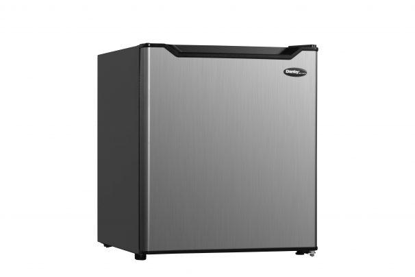 Danby 1.7 Cu.Ft. Compact Refrigerator - DCR017B1SLM
