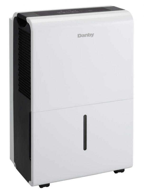 Danby 40 Pint DoE Dehumidifier - DDR040BFCWDB