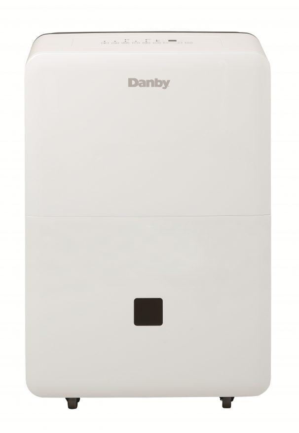 Danby 50 Pint DoE Dehumidifier with Pump - DDR050BJPWDB
