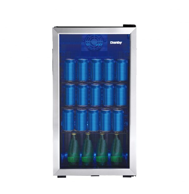 Danby 117 (355ml) Can Capacity Beverage Center - DBC117A1BSSDB-6