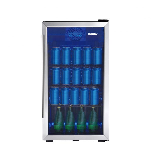 Danby Designer 117 (355mL) Can Capacity Beverage Center - DBC117A2BSSDD-6