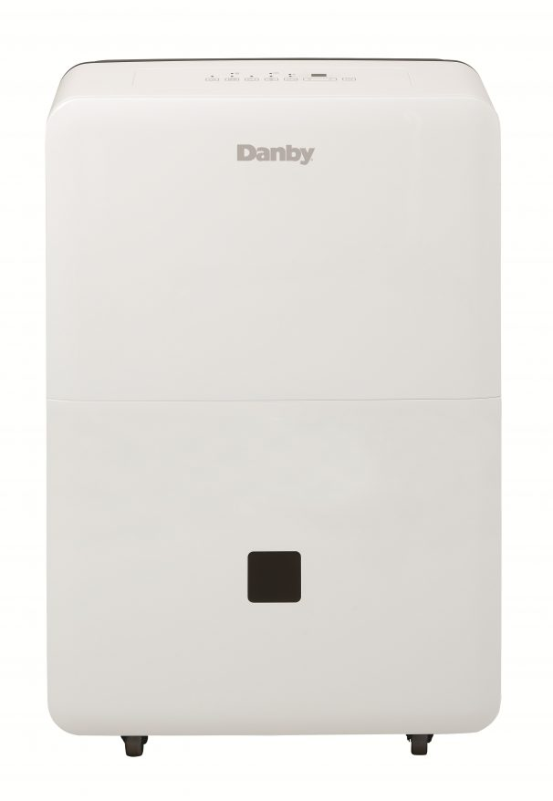 Danby 50 Pint DoE Dehumidifier - DDR050BJWDB