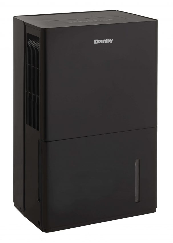 Danby 50 Pint DoE Dehumidifier with pump - DDR050BLPBDB