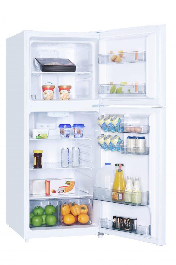 Danby 11 pi3 Réfrigérateurs pour petites surface - DFF116B2WDBR