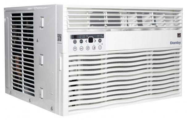 Danby 6000 BTU Window Air Conditioner with Wireless Connect - DAC060EB7WDB