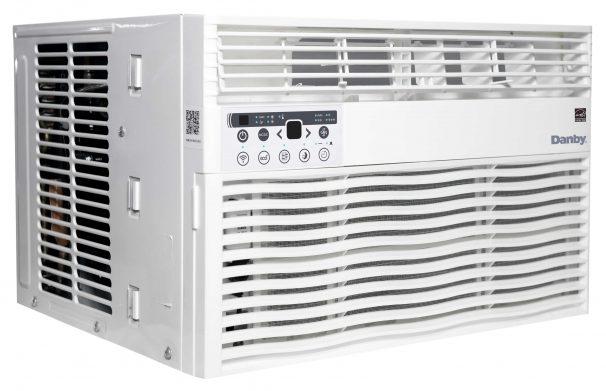 Danby 12000 BTU Window Air Conditioner with Wireless Connect - DAC120EB7WDB