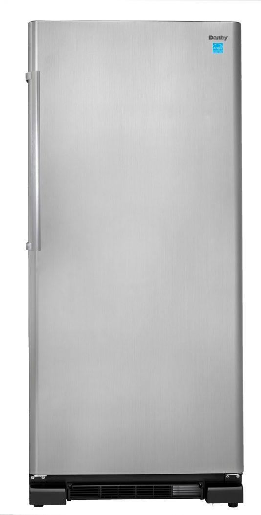 Danby Designer 17 Cu. Ft. Apartment Size Refrigerator - DAR170A3BSLDD