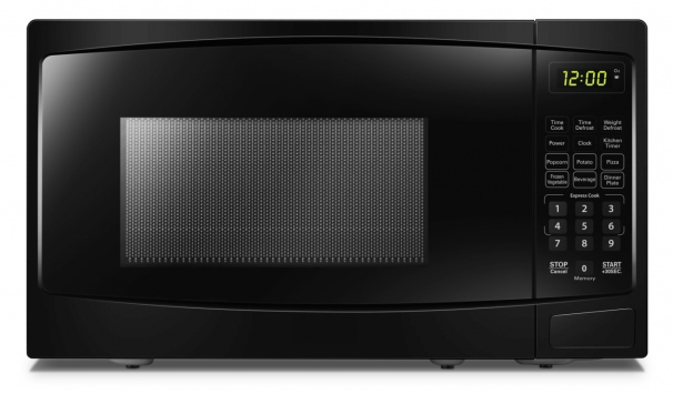 Danby 1.1 cu ft. Black Microwave with Convenience Cooking Controls - DBMW1120BBB