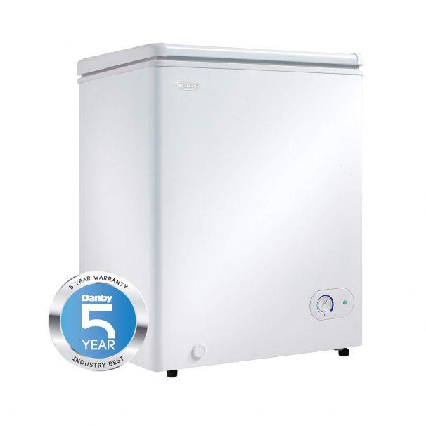 Danby 3.8 cu. ft.  Chest Freezer - DCF038A3WDB