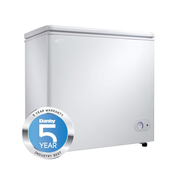 Danby  5.5 cu. ft.  Chest Freezer - DCF055A2WDB-3