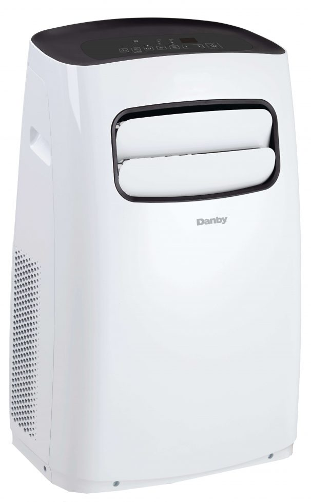 Danby 10,000 BTU Portable Air Conditioner with ISTA-6A packaging and wireless connect - DPA100B6WDB-6