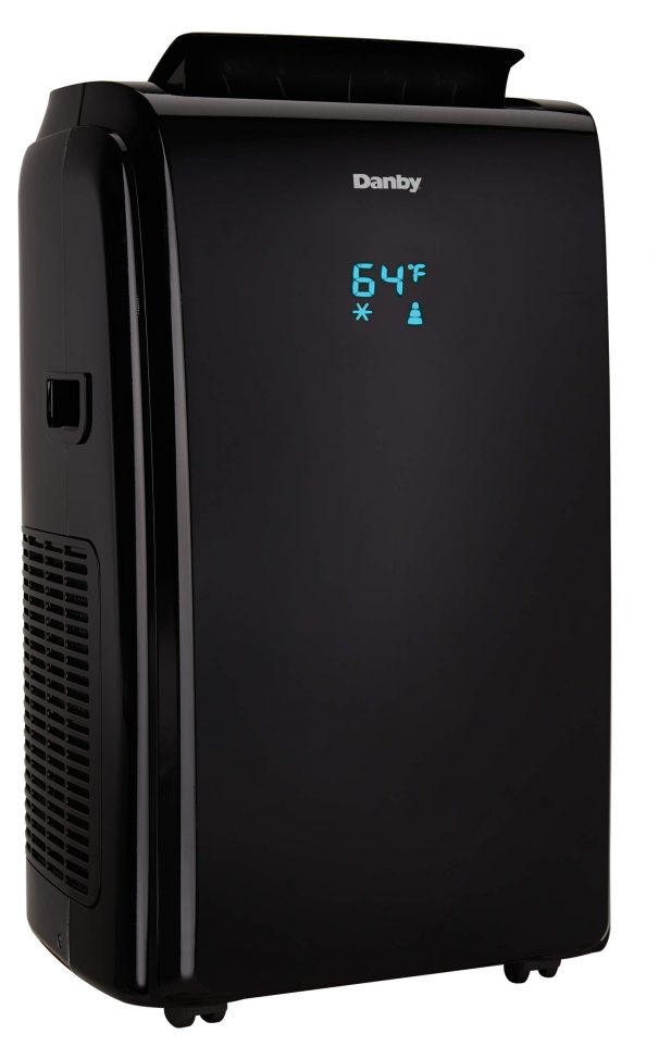 Danby 14,000 BTU Portable Air Conditioner with Wireless and Voice Control - DPA140E1BDB-6