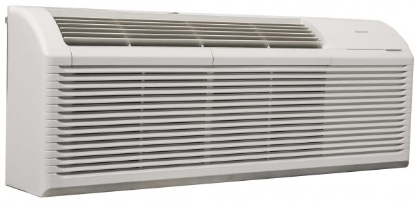 Danby 12,000 BTU Packaged Terminal Air Conditioner with Heat Pump  - DPTA120HEB1WDB