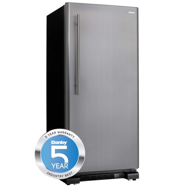 Danby Designer 16.7 cu ft. Upright Freezer - DUF167A3BSLDD