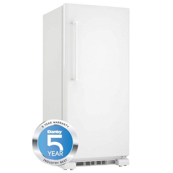 Danby Designer  16.7 cu. ft.  Upright Freezer - DUF167A3WDD