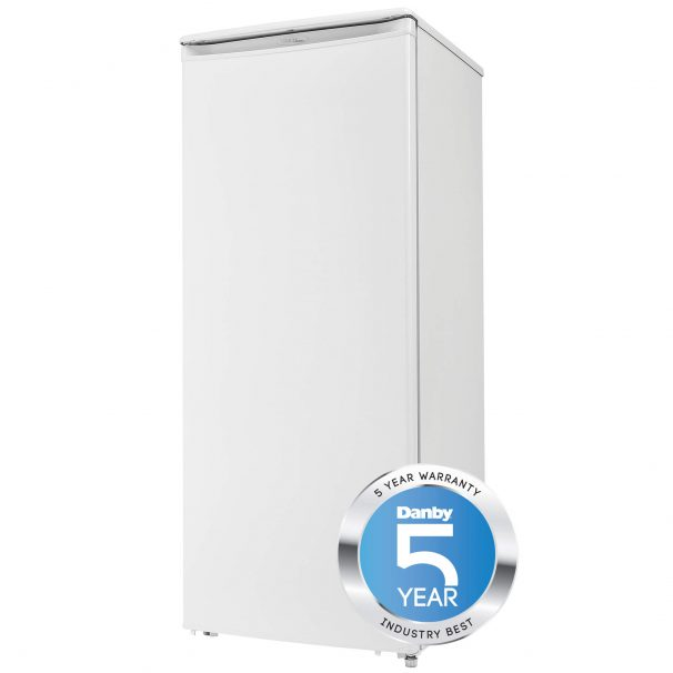 Danby Designer 8.5 cu. ft. Upright Freezer  - DUFM085A4WDD-3