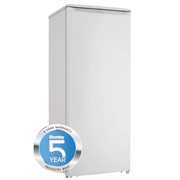 Danby Designer 10.1 cu. ft. Upright Freezer - DUFM101A2WDD