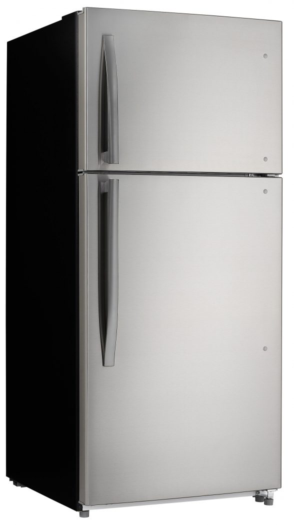 Danby 18.1 cu. ft. Apartment Size Refrigerator - DFF180E2SSDB