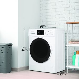 washer/dryer wt size