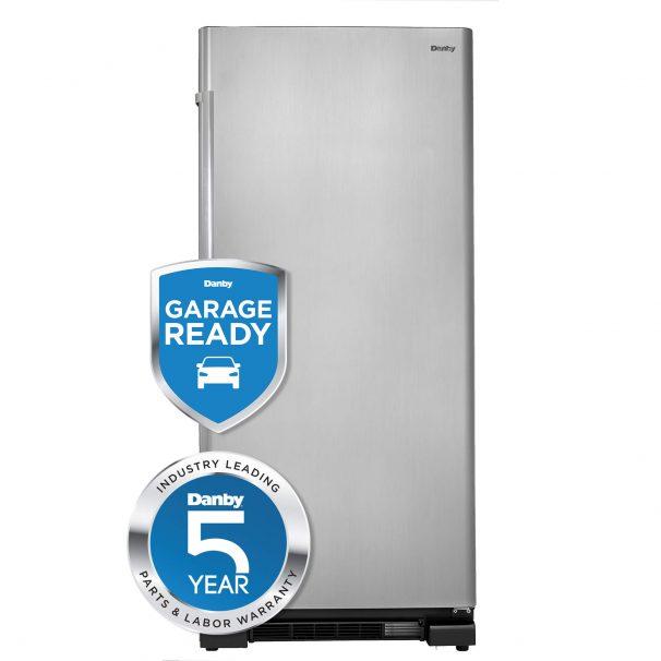 Danby Designer 16.7 cu ft. Upright Freezer - DUF167A4BSLDD