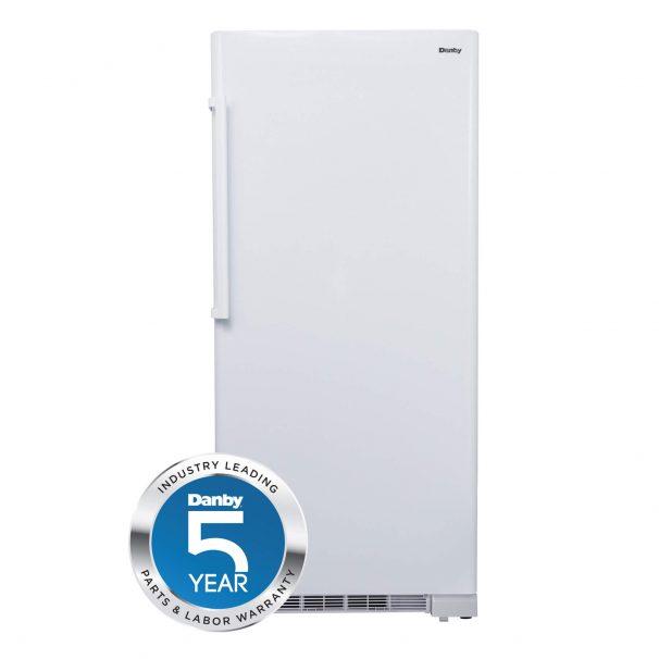 Danby Designer 16.7 cu. ft. Upright Freezer - DUF167A4WDD