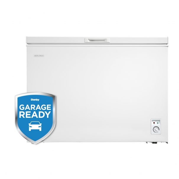 Danby Diplomat 8.7 cu ft Chest Freezer - DCF087B1WM