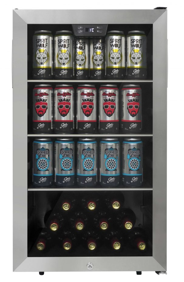 Danby 115 Can Beverage Center - DBC045L1SS