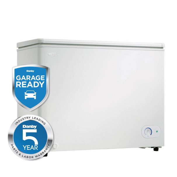 Danby 7.2 cu. ft. Chest Freezer - DCF072A3WDB-6