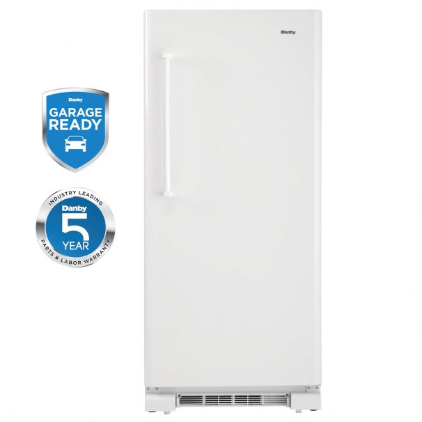 Danby Designer  16.7 cu. ft.  Upright Freezer - DUF167A4WDD