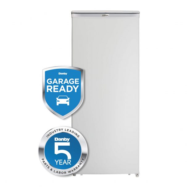 Premiere 8.5 cu. ft. Upright Freezer - DUFM085A3WP