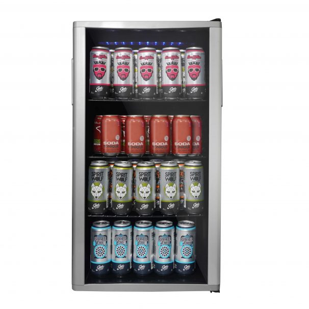 Danby Beverage Center 120 Can Capacity - DBC121A1BLP