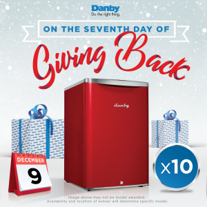 Danby Contemporary Classic Mini Fridge