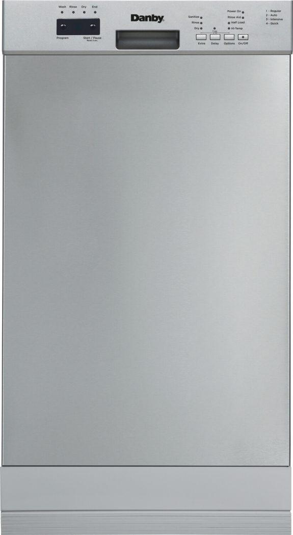 Lave-vaisselle électronique Danby 18