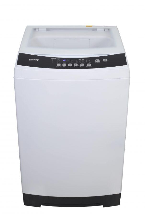 Danby Compact 3.0 Cu.Ft White Top Load Washing Machine  - DWM12C1WDB-6