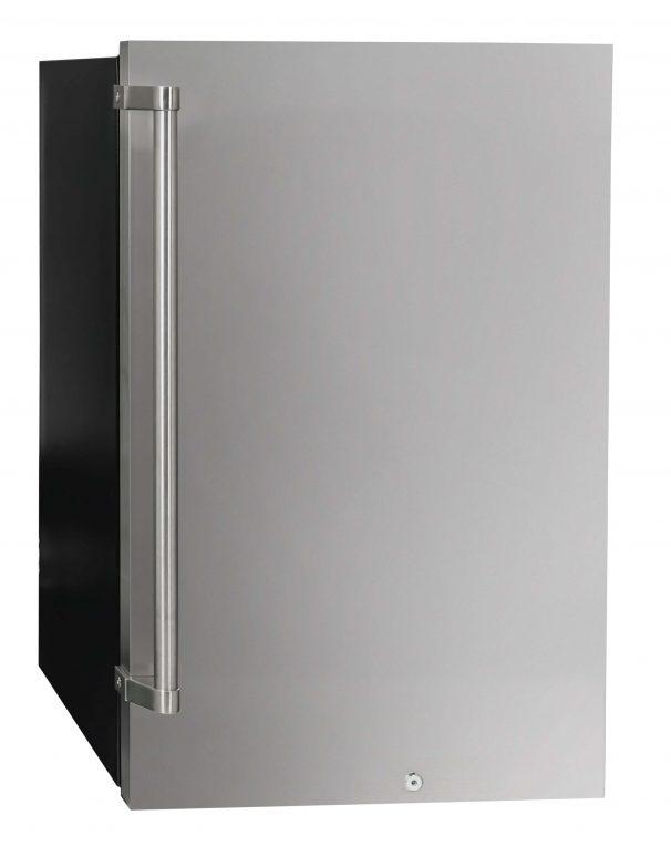 Réfrigérateur extérieur autoportant en acier inoxydable de 4,4 pi3 - DAR044A1SSO-6