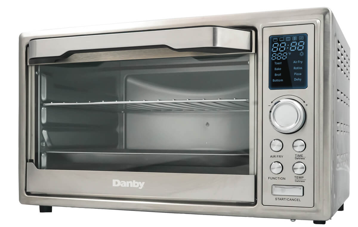 Danby Toaster Oven with Air Fry