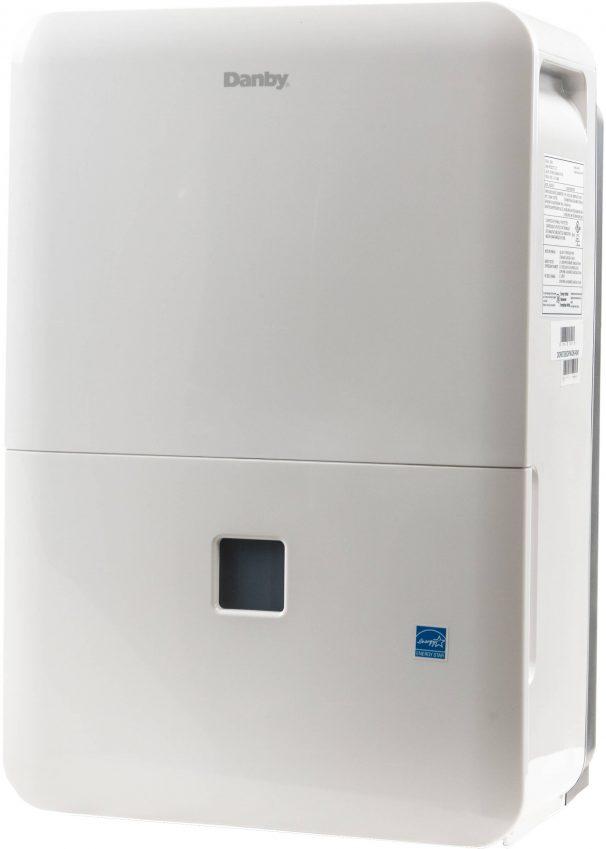 Danby 50 Pint Dehumidifier with Pump - DDR050BJPWDB-ME-6