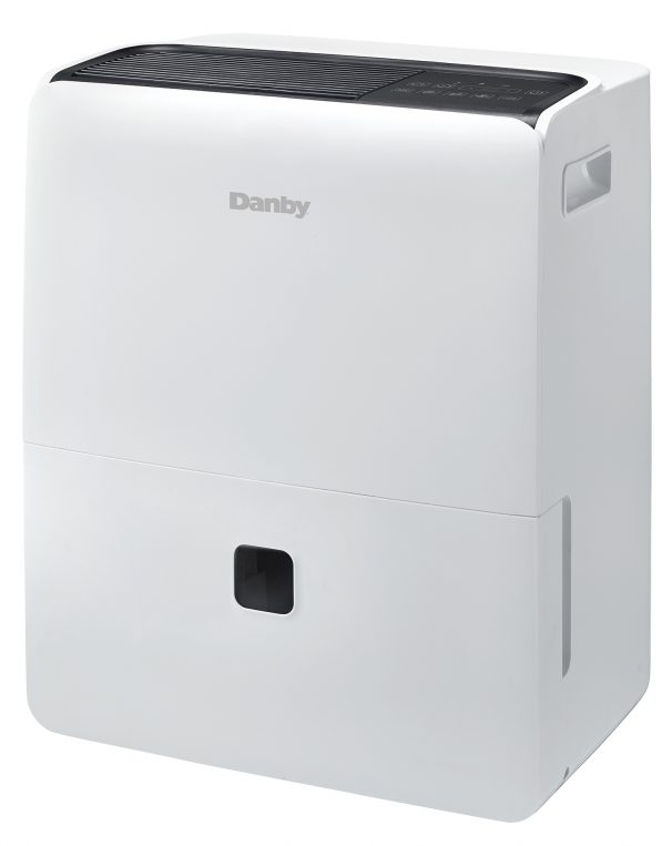 Danby 60 Pint DoE Dehumidifier with Pump - DDR060BMPWDB