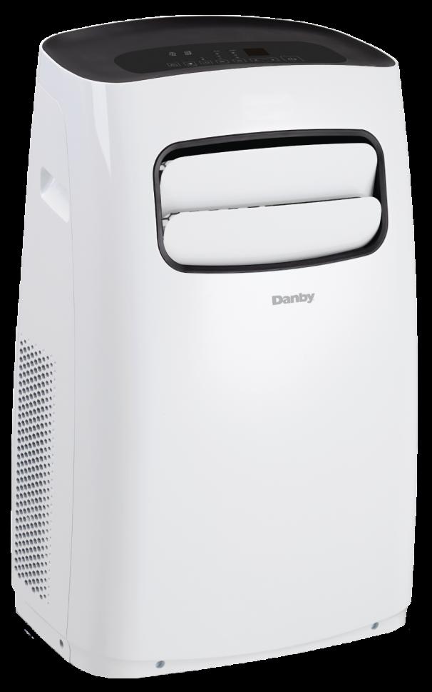 Danby 10,000 BTU (5,800 SACC) 3-in-1 Portable Air Conditioner - DPA058B6WDB