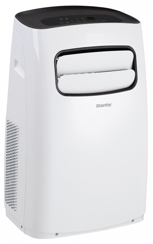 Danby 12 000 BTU (6 500 SACC) Climatiseur portatif 3 en 1 avec emballage ISTA-6 - DPA065B6WDB-6