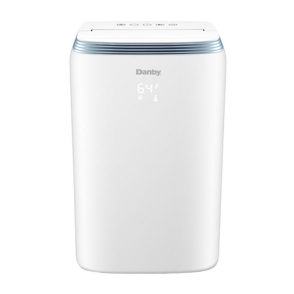 Danby 13,000 BTU (8,000 SACC) 3-in-1 Portable Air Conditioner with ISTA-6 Packaging - DPA080E3WDB-6