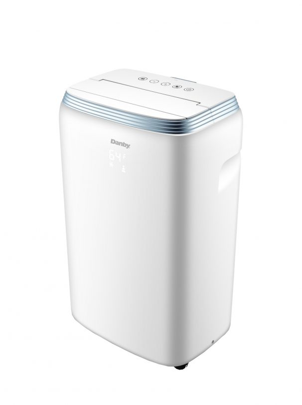 Danby 13,000 BTU (8,000 SACC) 4-in-1 Portable Air Conditioner with ISTA-6 Packaging - DPA080HE3WDB-6