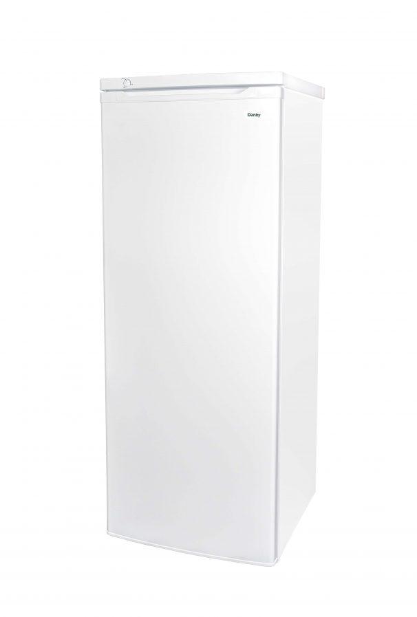 Danby 6.0 cu ft White Upright Freezer - DUFM060B1WDB