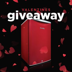 Danby Valentines Day Giveaway