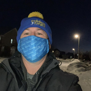 Coldest Night of the Year Participant